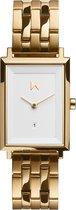 MVMT horloge D-MF03-G RVS Goudkleurig 24 mm