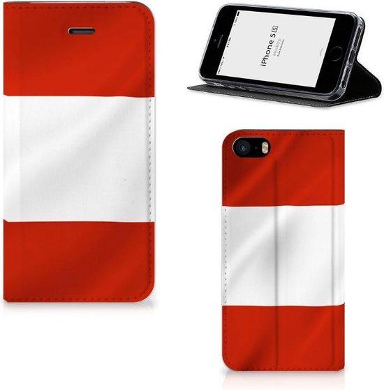 Bookcase iPhone 5S Oostenrijk