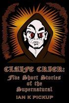 Omslag Claife Crier: Five Short Stories Of The Supernatural