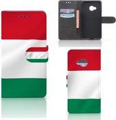 Bookcase hoesje HTC U Play Hongarije