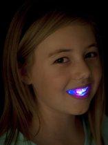 SMIFFYS - Lichtgevend LED kunstgebit - Accessoires > Tanden > Nepgebit