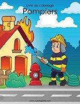 Livre de Coloriage Pompiers 1