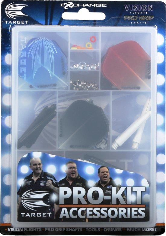 Pro-Kit Accessoires Target Kit - dartpakket