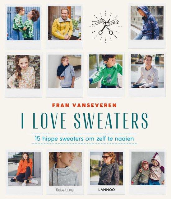I love sweaters - Fran Vanseveren | Fthsonline.com