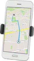 Azuri telefoonhouder voor in de auto (ventilatierooster) - Universeel - Zwart