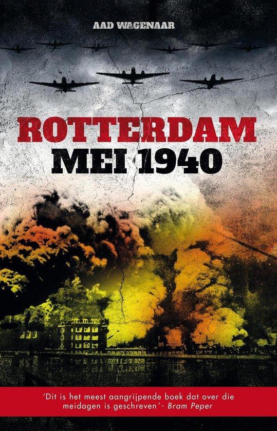 Cover van het boek 'Rotterdam mei 1940'