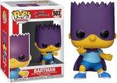 Funko Pop! The Simpsons Bartman 503