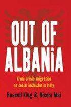 Boekomslag van 'Out of Albania'