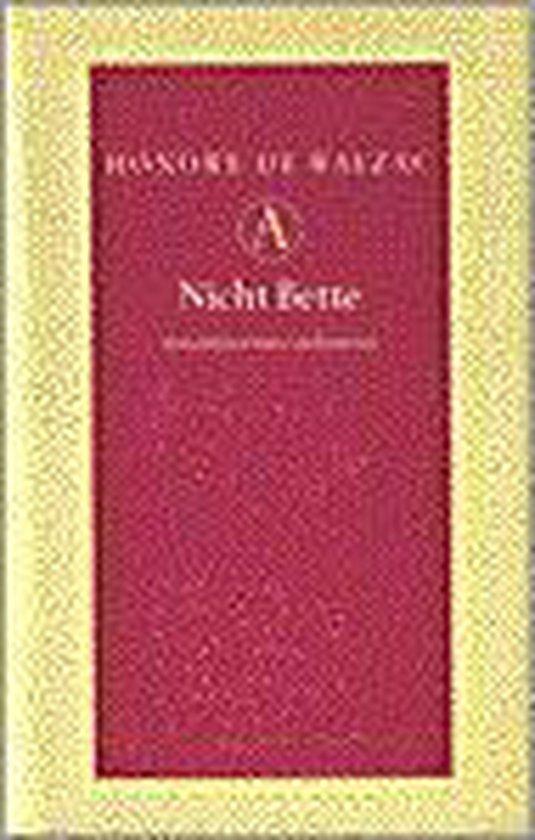 Nicht bette - Honoré de Balzac | Fthsonline.com