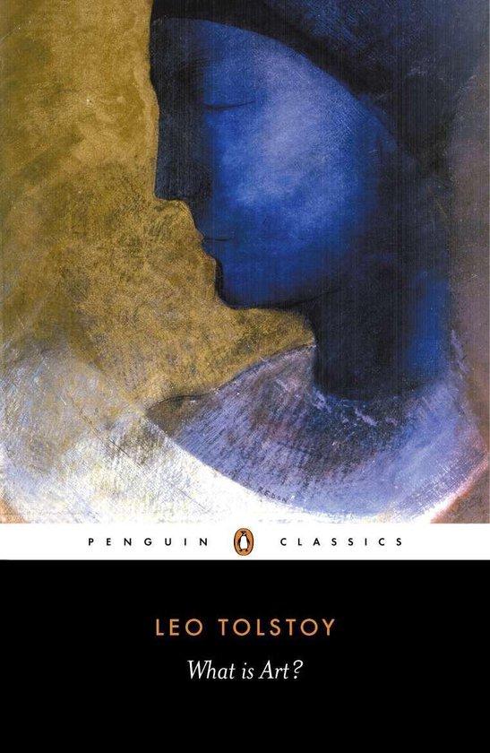 Boek cover What is Art? van Leo Tolstoy (Paperback)