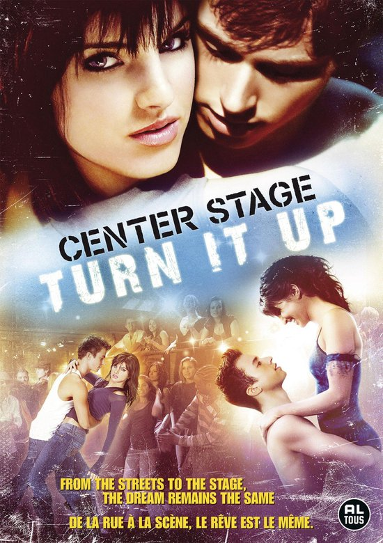 Cover van de film 'Center Stage - Turn It Up'
