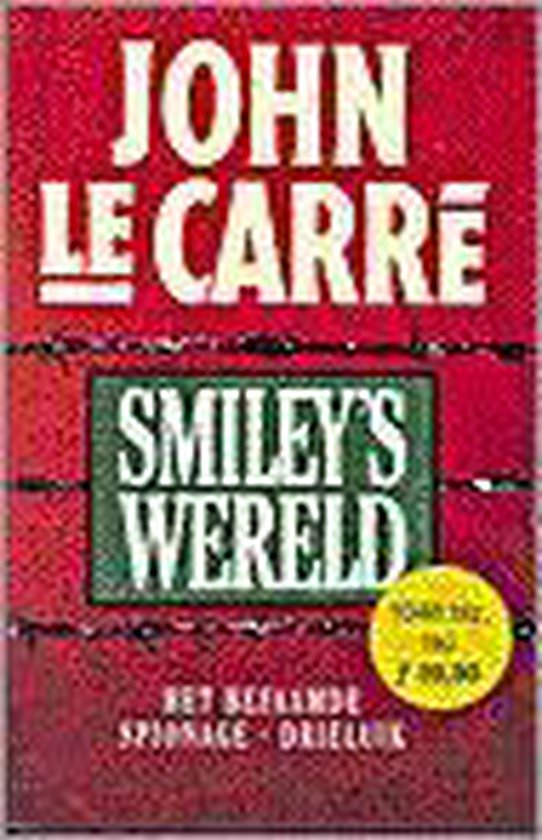 Smiley's wereld - John le Carré |