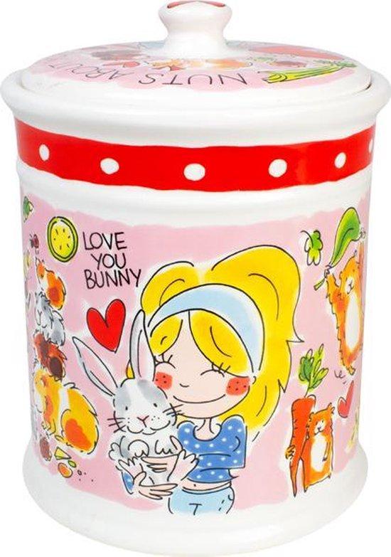 Blond Amsterdam Voorraadpot Bunny - 16 cm