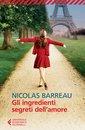 Boek cover Gli ingredienti segreti dellamore van Nicolas Barreau