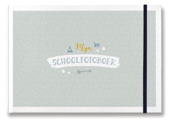 Afbeelding van Mijn schoolfotoboek mint