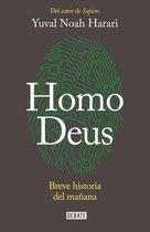 Omslag Homo Deus: Breve historia del manana / Homo deus. A history of tomorrow