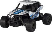 Afbeelding van Wonky Cars Cross Country Buggy - Bestuurbare RC Auto - 2,4 GHz Blauw