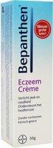 Bepanthen Eczeem Crème verlicht jeuk en roodheid bij mild tot matig eczeem, 50 gram