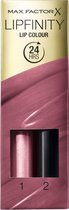 Max Factor Lipfinity Essential Lipgloss - 330 Burgundy