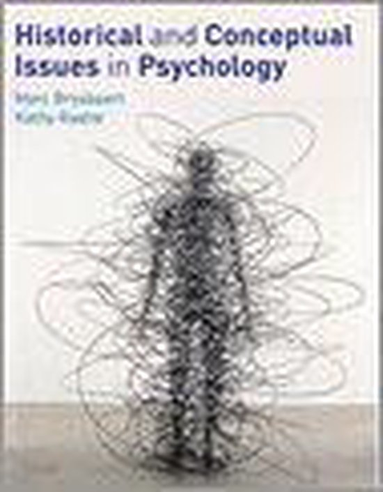 Historical and Conceptual Issues in Psychology - Marc Brysbaert |