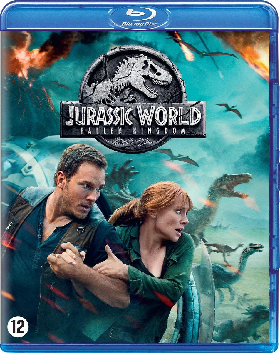 Jurassic World: Fallen Kingdom (Blu-ray) - Film