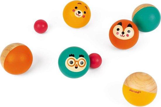 Afbeelding van het spel Janod Happy Garden - Jeu de boules