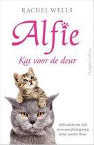 Alfie - Kat voor de deur