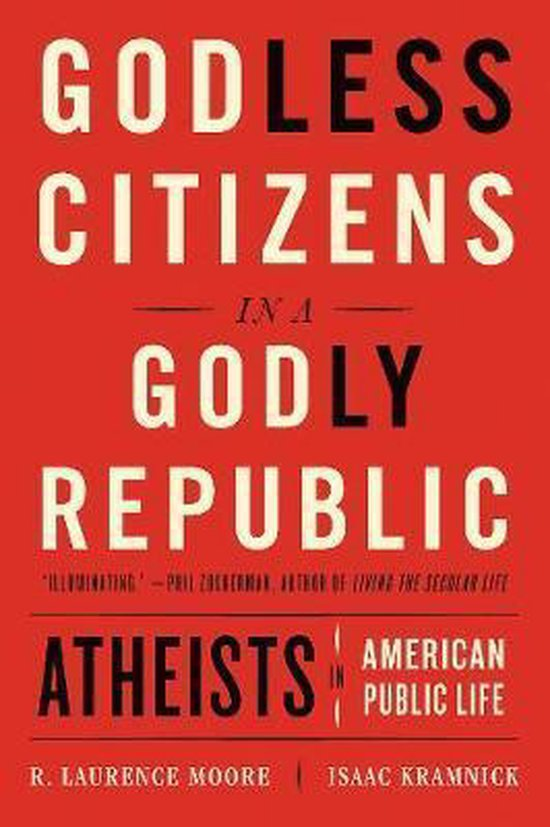 Boek cover Godless Citizens in a Godly Republic van Isaac Kramnick (Paperback)