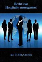 Recht voor Hospitality management
