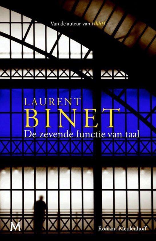De zevende functie van taal - Laurent Binet | Readingchampions.org.uk