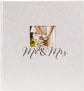 GOLDBUCH GOL-08388 trouwalbum Mr & Mrs als fotoboek