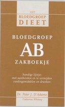 Bloedgroep AB zakboekje