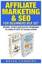 Affiliate Marketing & SEO for Beginners Box Set