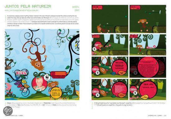Cover van het boek 'Web design: Interactive & games'