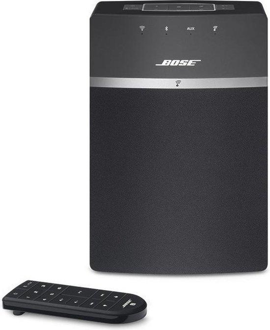 Bose SoundTouch 10 Draadloze speaker - zwart