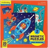 Mudpuppy Magnetic Fun/Space Adventure