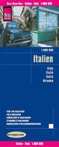Reise Know-How Landkarte Italien 1:900.000