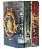 The Divergent Series Boxed Set: Divergent/Insrugent/Allegiant