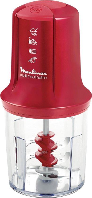 Moulinex Multi Moulinette AT714G - Hakmolen