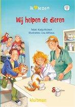 Ik ♥ lezen  -   Wij helpen de dieren