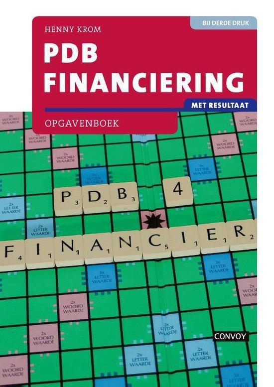 PDB Financiering met resultaat - Henny Krom |