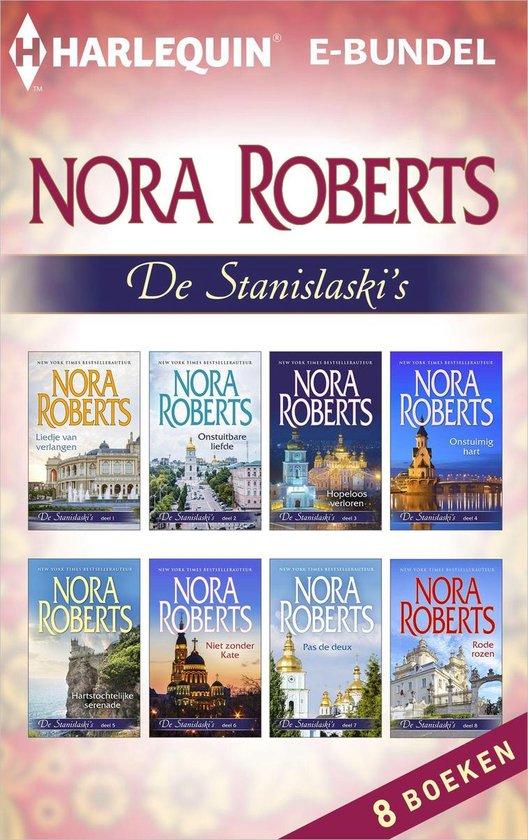 De Stanislaski's (8-in-1) - Nora Roberts | Fthsonline.com