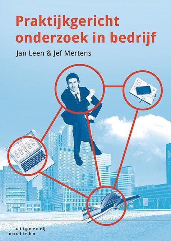 Praktijkgericht onderzoek in bedrijf - Jan Leen |