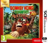 Donkey Kong: Country Returns 3D - Nintendo 3DS