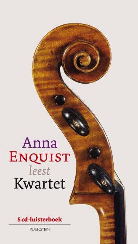Kwartet (luisterboek) - Anna Enquist |