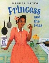 Omslag Princess and the Peas