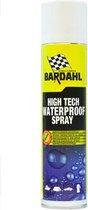Impregneermiddel / Waterproof spray:  Voor het waterdicht maken van tenten, dekzeilen, suède schoenen, jassen, cabrio-daken etc.