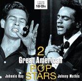 2 Great American Pop-Stars: Johnnie Ray & Johnny M