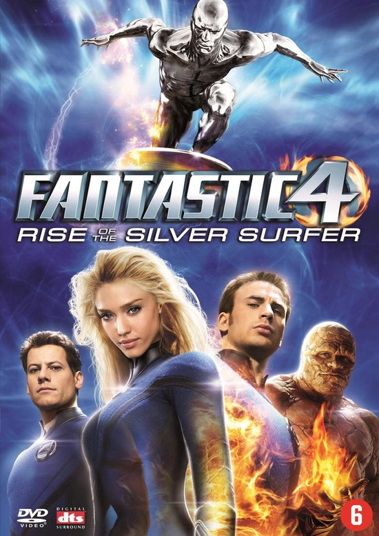 Fantastic 4: Rise of the Silver Surfer - Movie