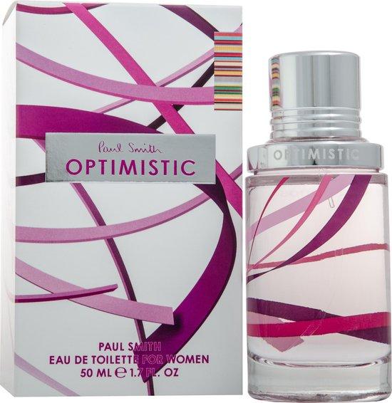 Paul Smith Optimistic for Woman - 50 ml - Eau de toilette